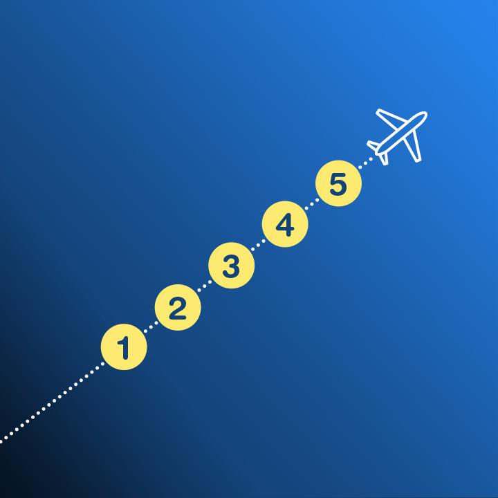Airfare Travel Hacks