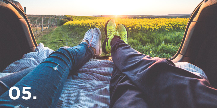 Adventure weekends for couples