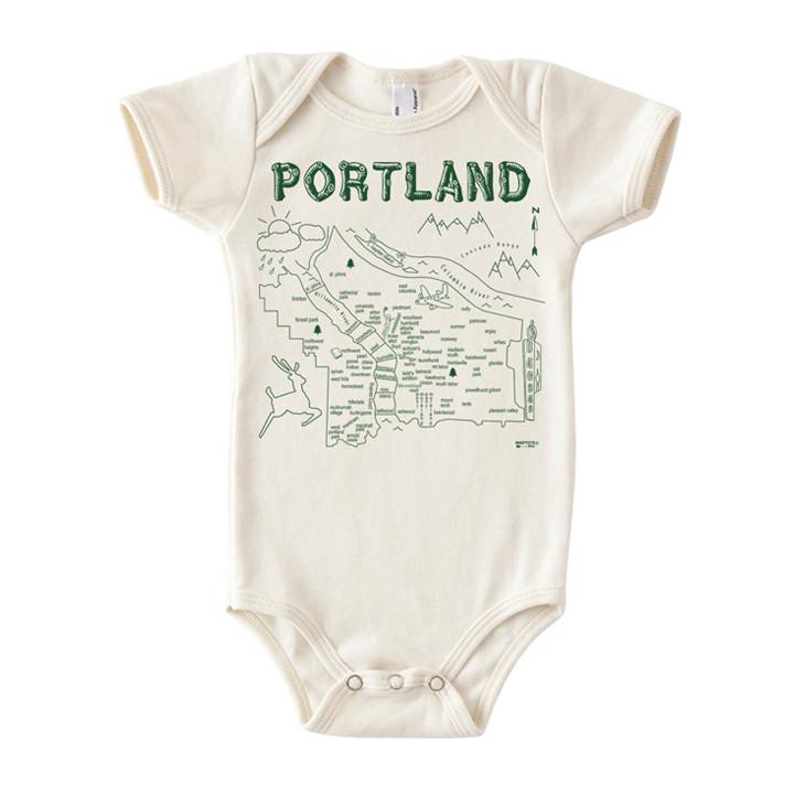 Portland Onesie