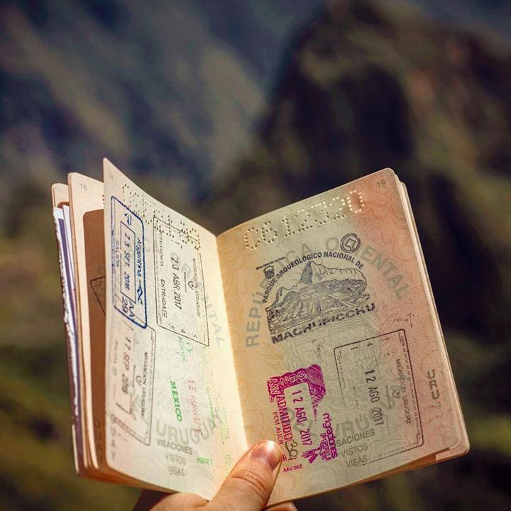 World passport ranking