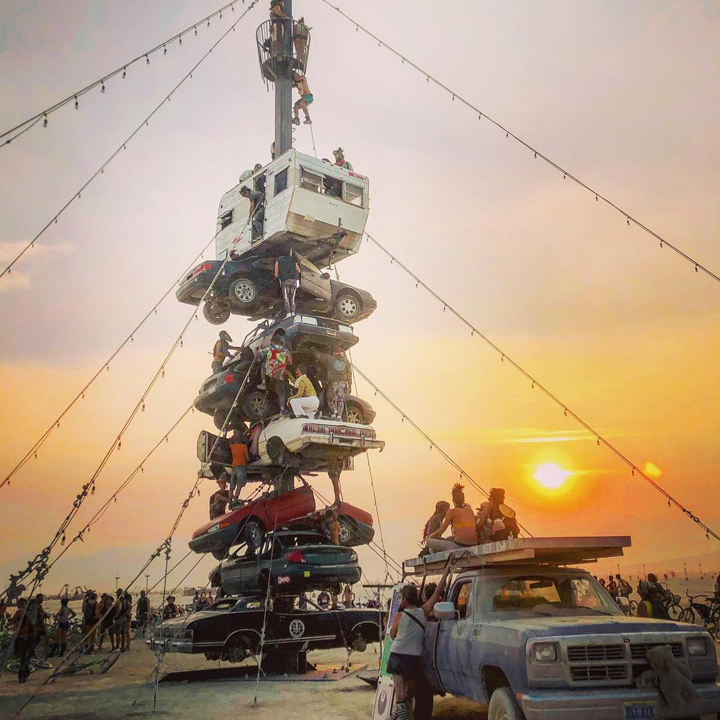 burningman music festival