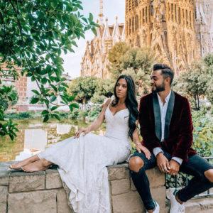 Traveling Wedding Dress