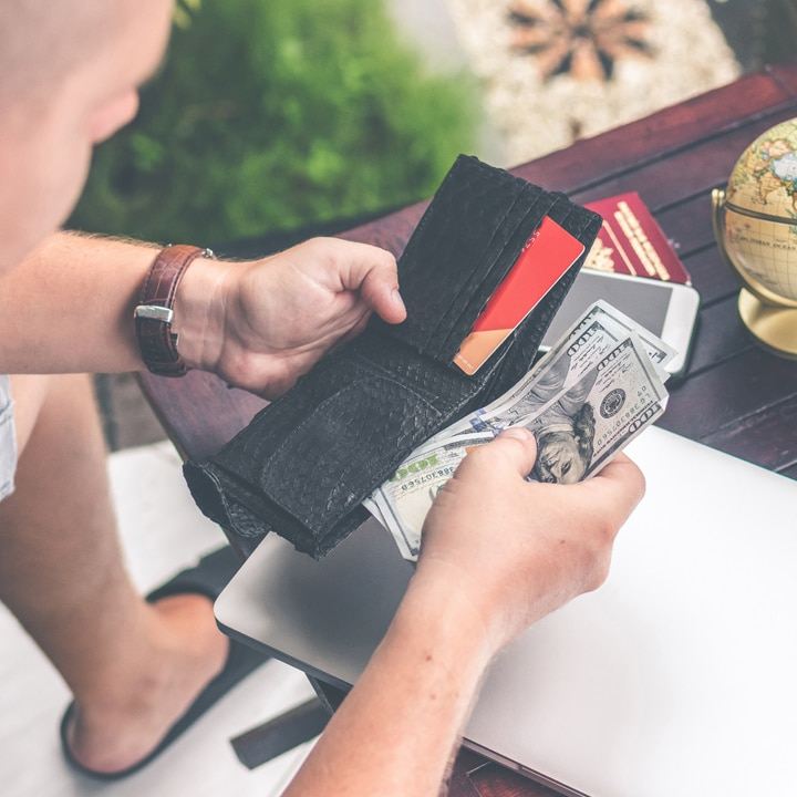 wallet scam