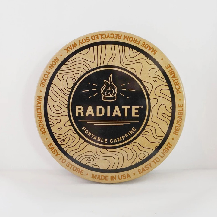 radiate campfire