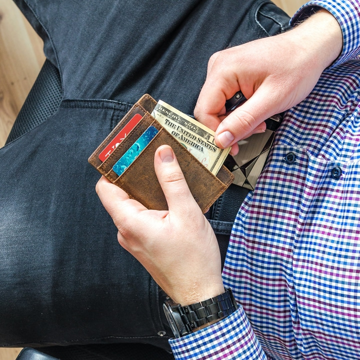 cash back wallet