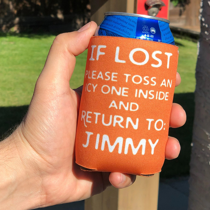 If lost can cooler