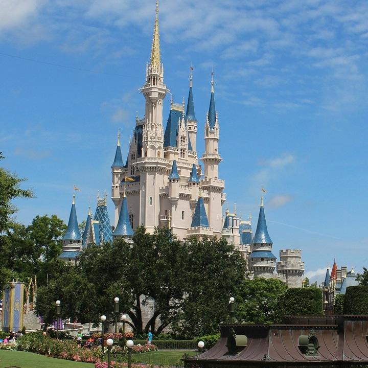 Disney virtual tour