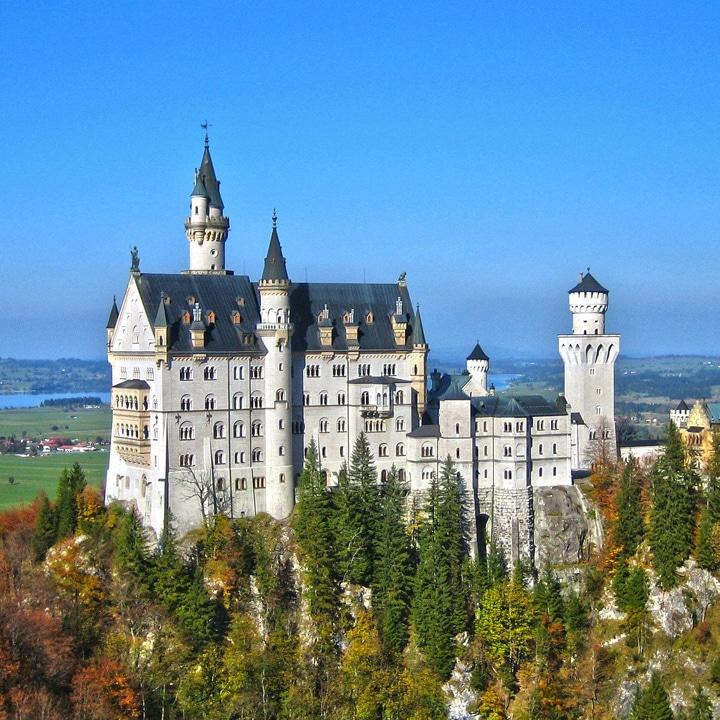 castle virtual tour