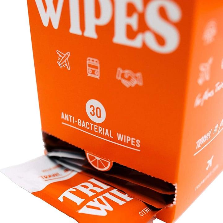 travel wipes