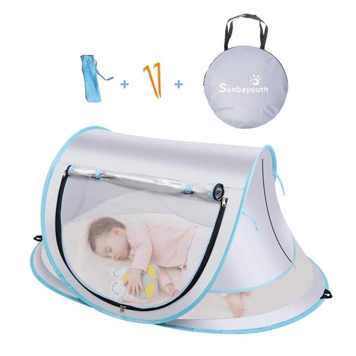 baby travel tent