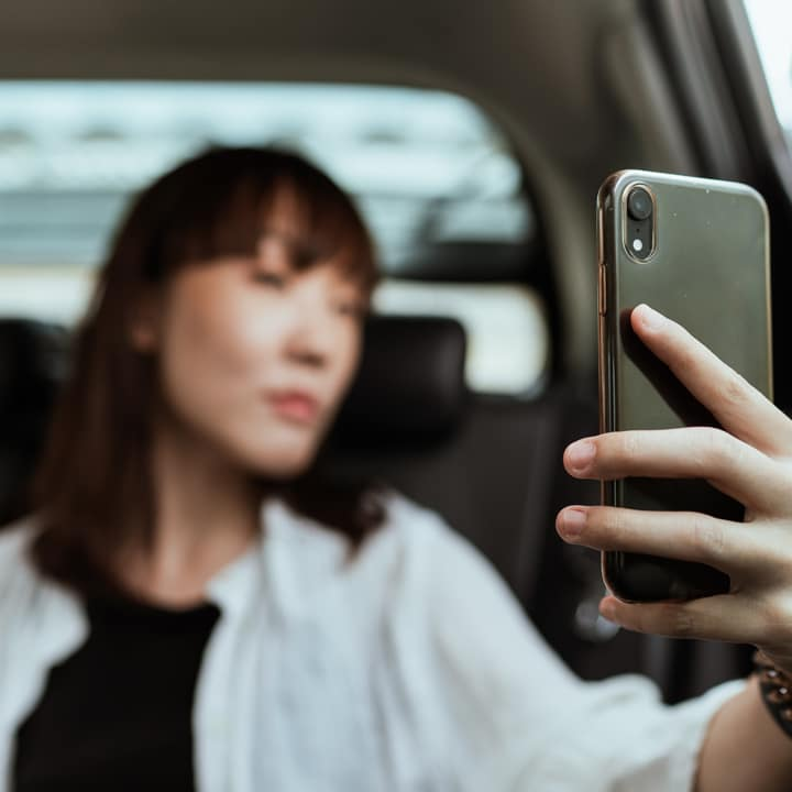 Rideshare protect your phone