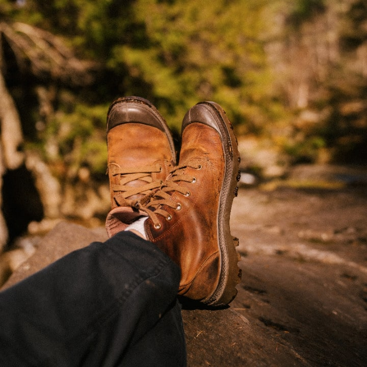 Hiking Boots Or Sneakers